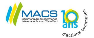 MACS communauté de communes de Maremne Adour Côte-Sud