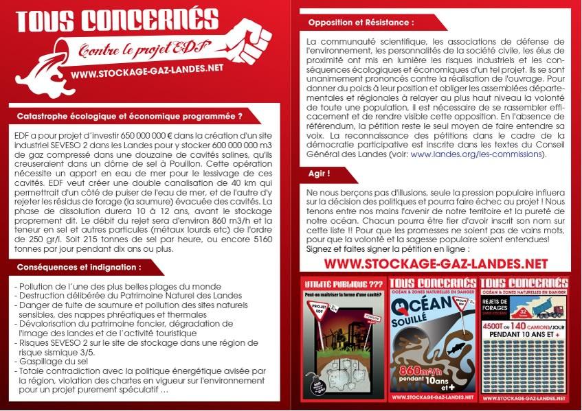 flyer avril -collectif citoyens : stockage-gaz-landes.net