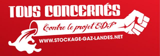 Contre le projet EDF - Salin des Landes - stockage-gaz-landes.net